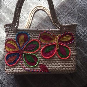 Handbags - Hand woven bag